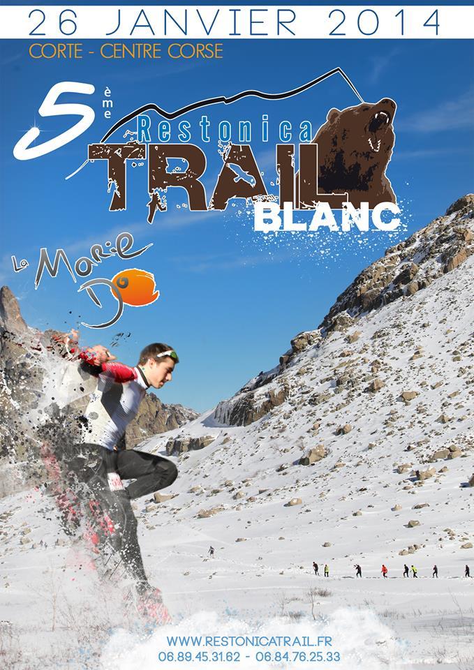 Trail Blanc de la Restonica 2014
