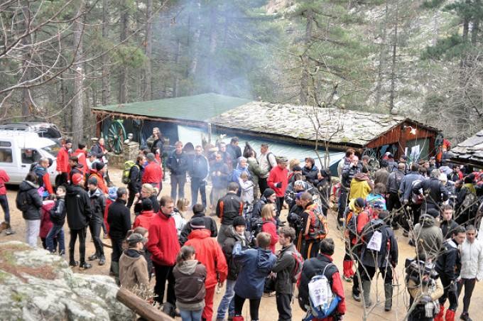Trail Blanc de la Restonica 2012