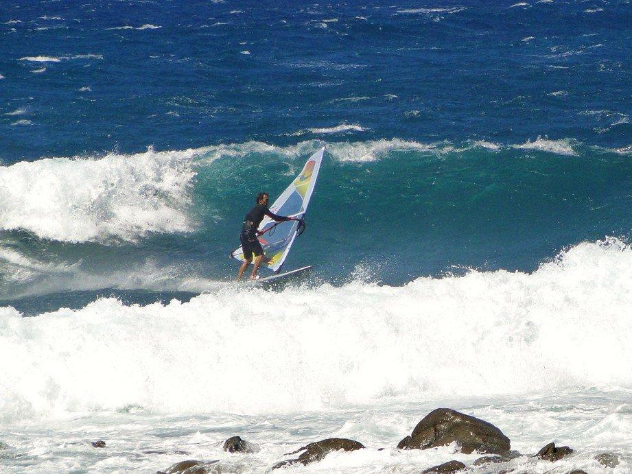 Windsurf et Bonne Humeur !