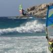 Windsurf à Algajola - 9 Juin 2012 - Credits : J. Verzura - Riders : A.Pol, M.Domine, T.Delorme