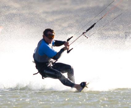 Record à la voile enfin détenu par les kitesurfers