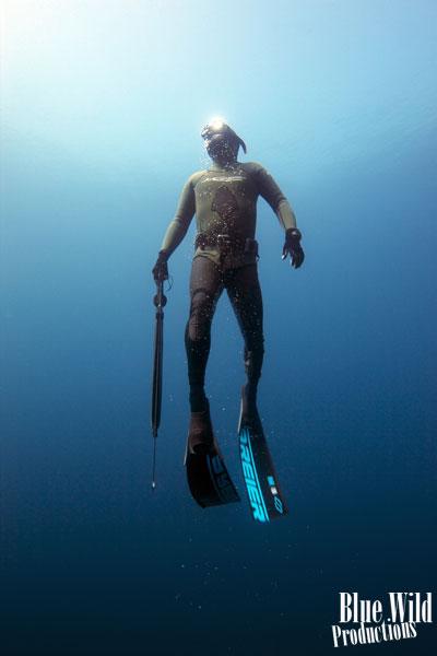Chasse sous-marine, le monde parallèle