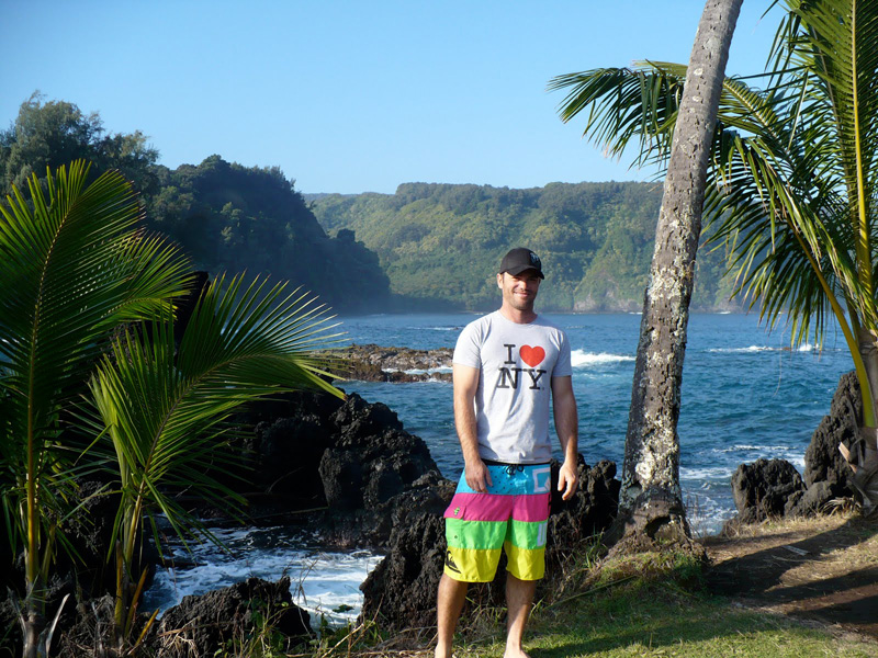 Expat in Hawaii : Jeff et Nico (Part 1)