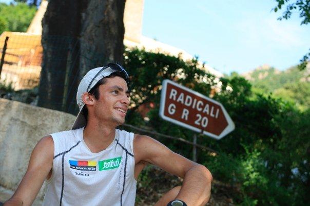 Record du GR20 2009 - Kilian Jornet