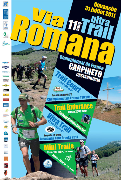 Ultra Trail Castagniccia - Via Romana