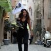 Aurelia Randazzo : tour de Corse en roller 2012