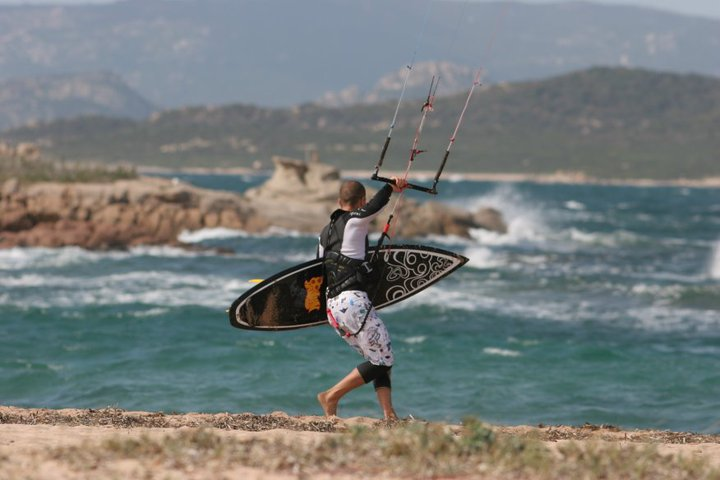[Photos] Kite à la Tonnara - Septembre 2010 par Ju Bourgeois