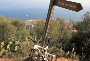 Route des Crêtes Ajaccio - Octobre 2011