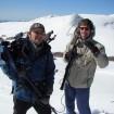 L'équipe de tournage de 20 Milles Nautiques